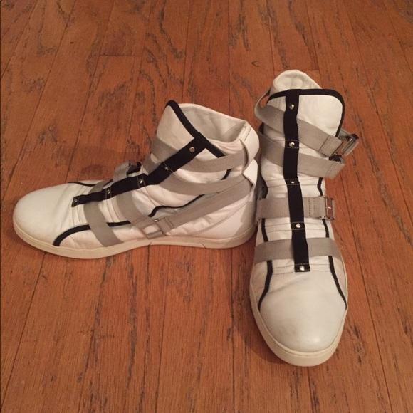 69e75e4fcde Gucci Other - Gucci GSB9 Men Sneakers Sz 9 White